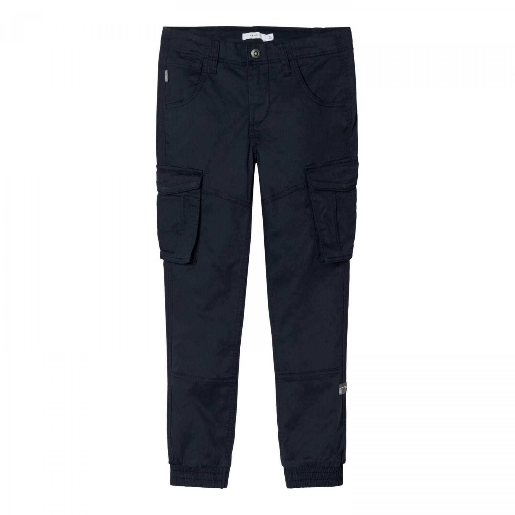 Pantalones cargo de niño Name it nitbamgo
