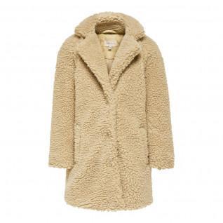 Chaqueta de niña Only kids New aurelia sherpaa coat