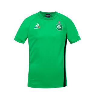 Camiseta formación niño como santa etienne 2021/22