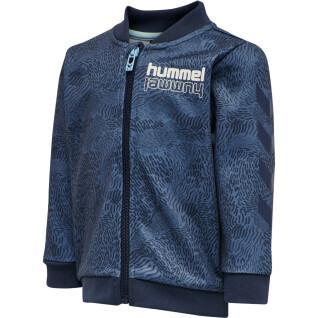 Chaqueta con cremallera para bebés Hummel hmlbaily