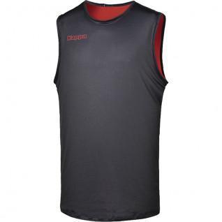 Camiseta de baloncesto reversible para niños Kappa Ponza
