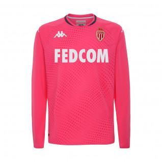 Camiseta de portero de exterior para niños AS Monaco 2020/21