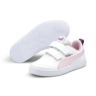 Zapatillas de deporte para niños Puma Courtflex v2 V