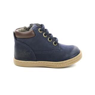 Zapatos de bebé Kickers Tackland [2-4 ans]
