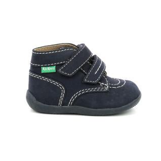 Zapatos de bebé Kickers Bonkro
