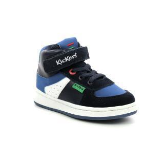 Zapatos de bebé Kickers Bilbon