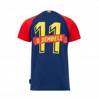 Camiseta Barcelona dembélé niño
