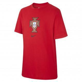 Camiseta para niños Portugal Evergreen Crest