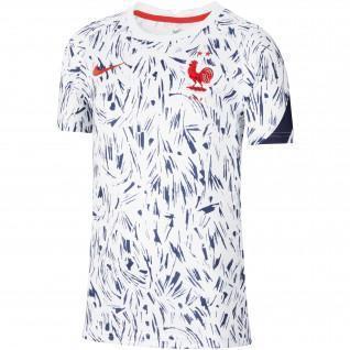 Camiseta de entrenamiento para niños France