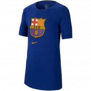 Camiseta niño barcelona evergreen crest 2