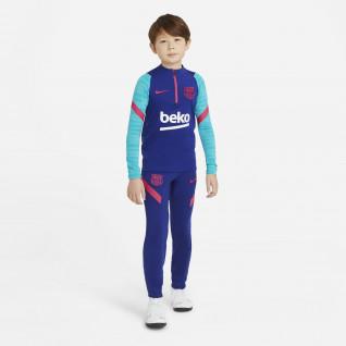 Pantalones de entrenamiento para niños FC Barcelone Strike
