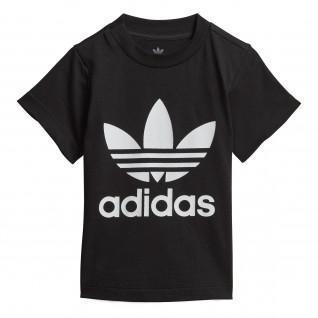 Camiseta adidas Trefoil para bebé