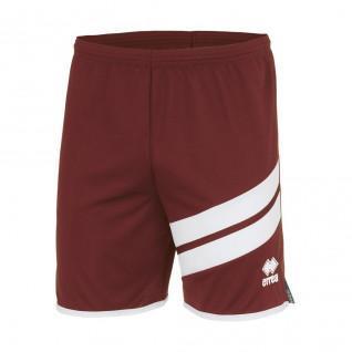 Pantalones cortos para niños Errea Jaro