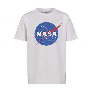 Camiseta para niños Mister Tee nasa insigne