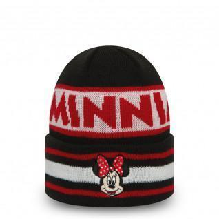 Sombrero para niños New Era Minnie Mouse Disney Character Knit