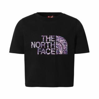 Camiseta de chica The North Face Easy Cropped